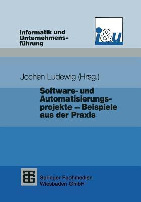 Software- Und Automatisierungsprojekte Beispiele Aus Der Praxis  by  Jochen Ludewig