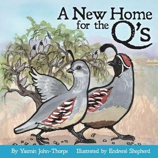 A New Home for the QS  by  Yasmin JOHN-THORPE