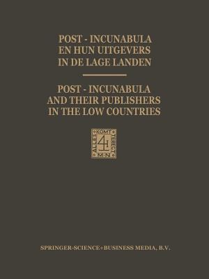Sixteenth-Century Printing Types of the Low Countries Hendrik D L Vervliet