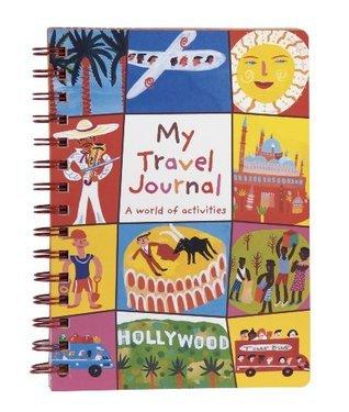 My Travel Journal Mudpuppy by Mudpuppy