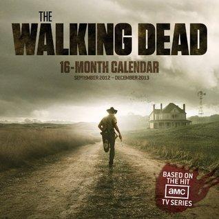 Walking Dead 2013 Wall Calendar NOT A BOOK