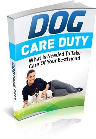 Dog Care Duty  by  Purnama Sari
