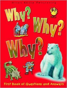 Why? Why? Why?: First Book of Questions and Answers  by  Belinda Gallagher