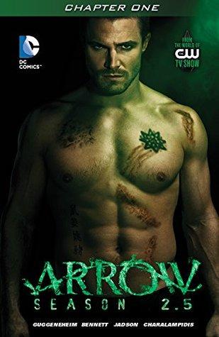 Blood 1: Return (Arrow: Season 2.5)  by  Marc Guggenheim