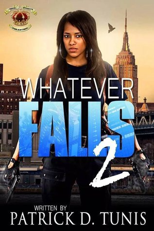 Whatever Falls 2  by  Patrick Tunis