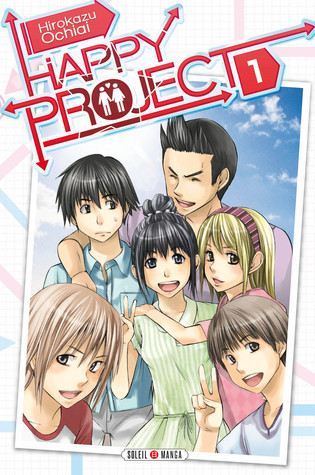 Happy Project (Happy Project, # 1) Hirokazu ochiai
