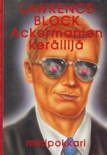 Ackermanien keräilijä  by  Lawrence Block