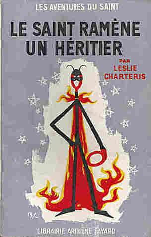 Le Saint ramène un héritier  by  Leslie Charteris