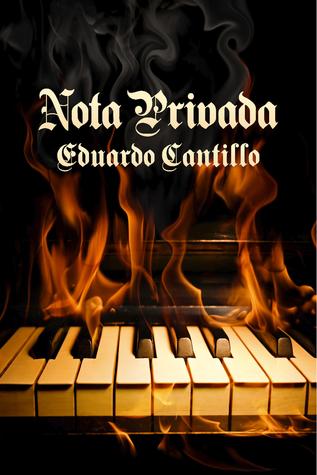 Nota privada  by  Eduardo Cantillo