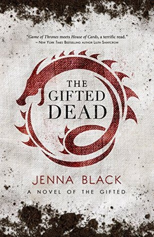 The Gifted Dead Jenna Black