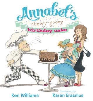 Annabels Chewy Gooey Birthday Cake Ken   Williams