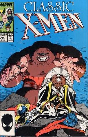 Classic X-Men #10 Chris Claremont