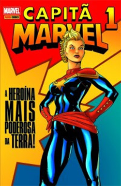 Capitã Marvel, Vol. 1: A Heroína Mais Poderosa da Terra  by  Kelly Sue DeConnick