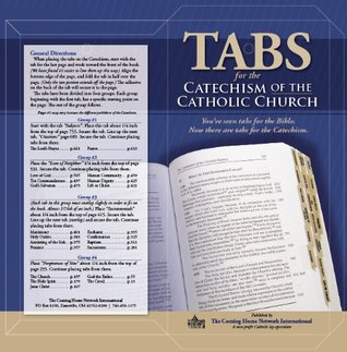 Catechism Tabs  by  Coming Home Resources