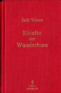 Rhialto der Wunderbare Jack Vance