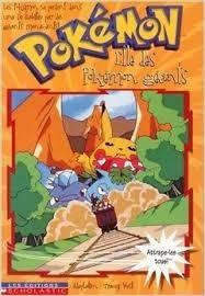 LIle Des Pokemons Geants (Pokemon 2)  by  Tracey West