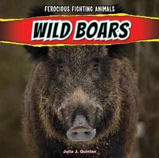 Wild Boars  by  Julia J. Quinlan