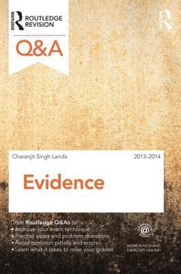 Q&A Evidence 2009-2010 Charanjit Singh Landa