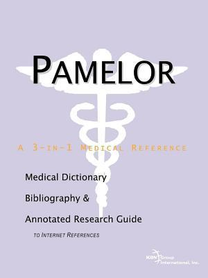 Pamelor: A Medical Dictionary, Bibliography, and Annotated Research Guide to Internet References James N. Parker