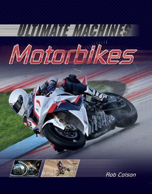 Motorbikes  by  Rob Colson