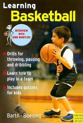 Learning Basketball  by  Katrin Barth