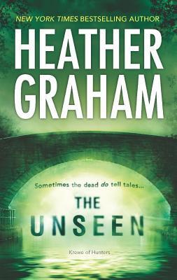 Unseen Book 5 in Krewe of Hunters Series Heather Graham