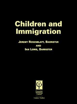 Children and Immigration Jeremy Rosenblatt