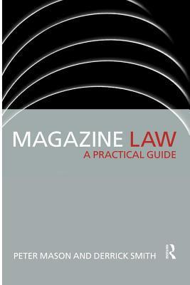Magazine Law Peter Mason