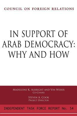 In Support of Arab Democracy: Why and How Madeleine Albright