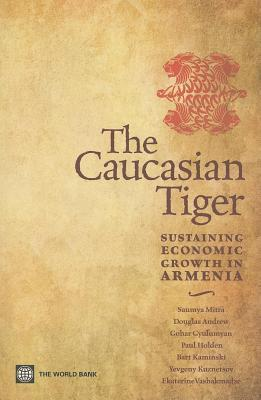 The Caucasian Tiger Saumya Mitra