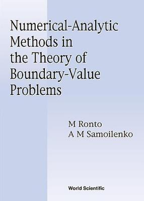 Numerical-Analytic Methods in the Theory of Boundary-Value Problems Samoilenko A M
