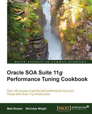 Oracle Soa Suite Performance Tuning Cookbook  by  Nicholas Wright Matthew Brasier