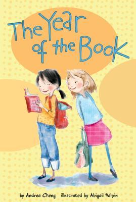 Year of the Book  by  Andrea Cheng