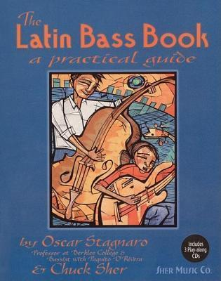 The Latin Bass Book, the  by  Sher Music