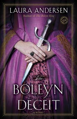 Boleyn Deceit  by  Laura Andersen
