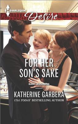 For Her Sons Sake Katherine Garbera
