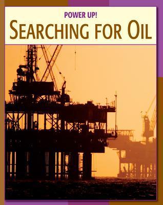 Searching for Oil  by  Kathleen Manatt