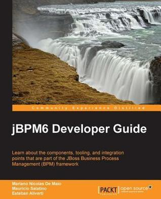Jbpm6 Developer Guide Mariano Nicolas De Maio