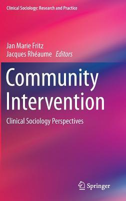 Community Intervention: Clinical Sociology Perspectives  by  Jan Marie Fritz