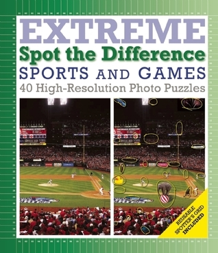 Sports and Games: Extreme Spot the Difference Richard W Galland