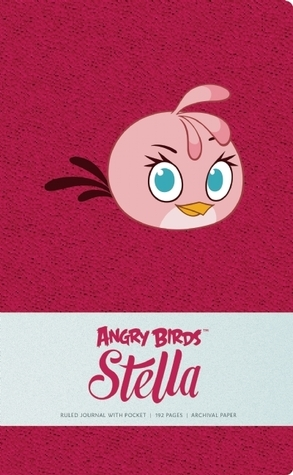 Angry Birds Stella Hardcover Ruled Journal Insight Editions
