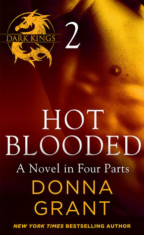 Hot Blooded: Part 2  by  Donna Grant