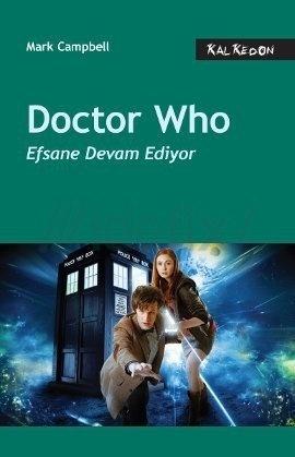 Doctor Who Efsane Devam Ediyor Mark Campbell