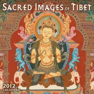 Sacred Images of Tibet 2012 Wall Calendar Amber Lotus
