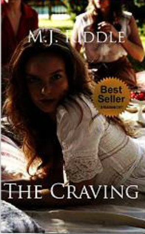 The Craving  by  M.J. Riddle