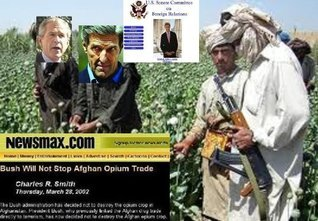 THE AFGHAN OPIUM TRAITORS James Pearson
