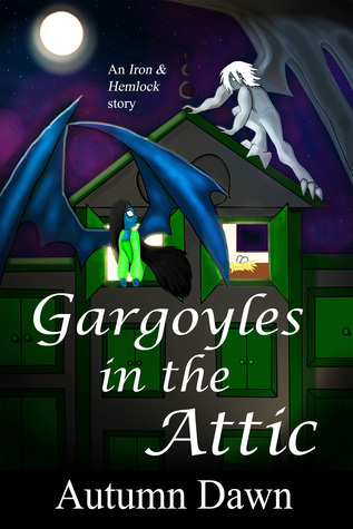 Gargoyles in the Attic Autumn Dawn