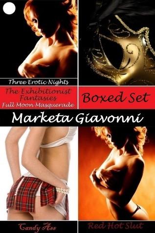 Marketa Giavonni Boxed Set  by  Marketa Giavonni