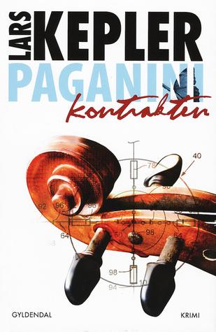 Paganinikontrakten (Joona Linna, #2) Lars Kepler
