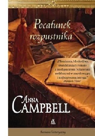 Pocałunek rozpustnika Anna Campbell